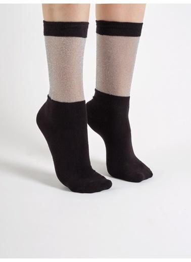 Faik Sönmez  Çorap 60972 Gümüş